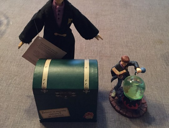 Harry Potter Figures - Ron Weasley